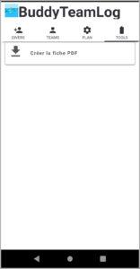 Divers outils dont génération d'un fichier PDF par exemple